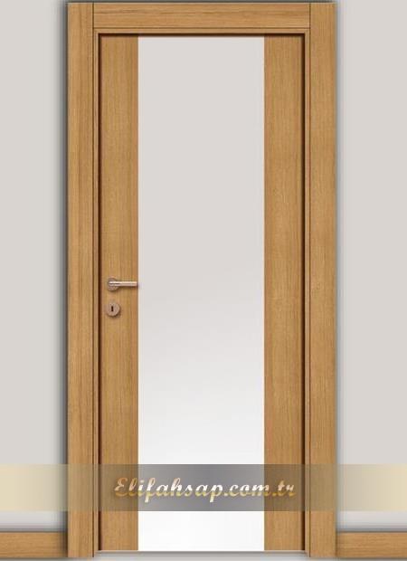 Melamin Kapı Teak Dt004